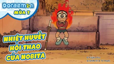 Doraemon S7 - Tập 342: Nhiệt huyết hội thao của Nobita
