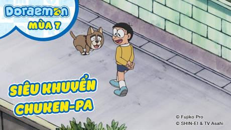 Doraemon S7 - Tập 345: Siêu khuyển Chuken-pa