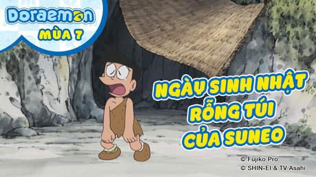 Doraemon S7 - Tập 351: Ngày sinh nhật rỗng túi của Suneo