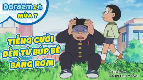 Doraemon S7 - Tập 355: Tiếng cười đến từ búp bê bằng rơm