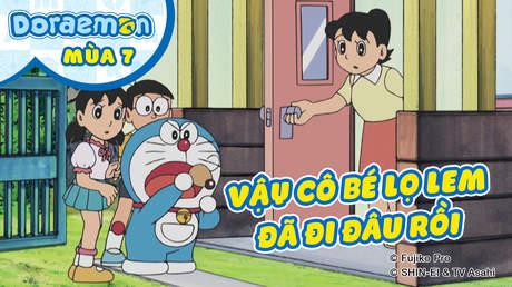 Doraemon S7 - Tập 361: Vậy cô bé Lọ Lem đã đi đâu rồi