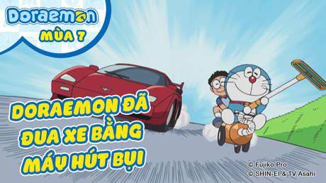 Doraemon S7 - Tập 362: Doraemon đã đua xe bằng máy hút bụi