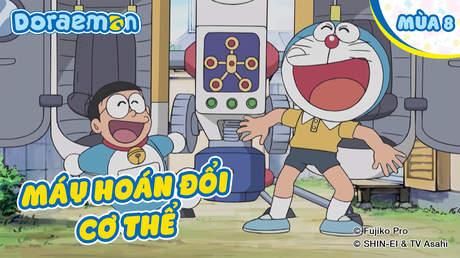 Doraemon S8 - Tập 367: Máy hoán đổi cơ thể