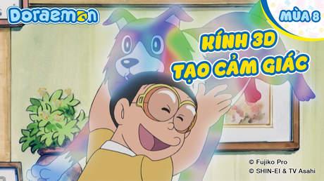 Doraemon S8 - Tập 371: Kính 3D tạo cảm giác