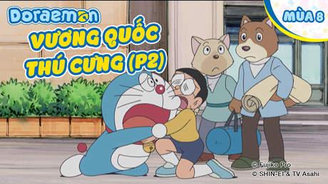 Doraemon S8 - Tập 374: Vương quốc thú cưng (P2)