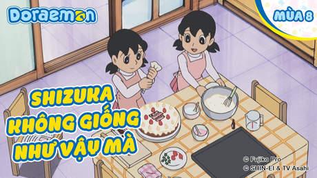 Doraemon S8 - Tập 386: Shizuka không giống như vậy mà