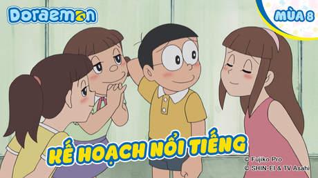 Doraemon S8 - Tập 390: Kế hoạch nổi tiếng