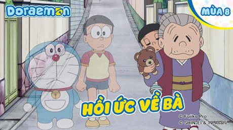 Doraemon S8 - Tập 393: Hồi ức về bà