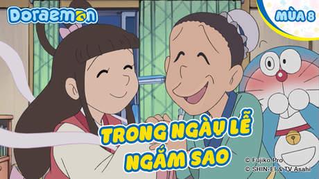 Doraemon S8 - Tập 394: Trong ngày lễ ngắm sao