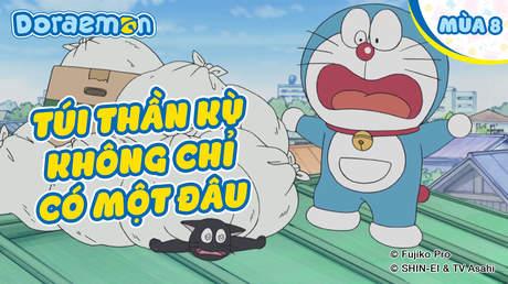 Doraemon S8 - Tập 395: Túi thần kỳ không chỉ có một đâu