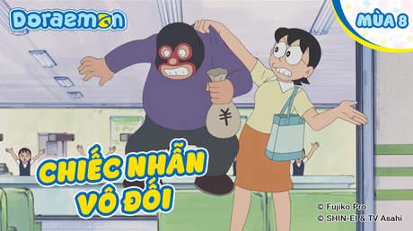Doraemon S8 - Tập 397: Chiếc nhẫn vô đối