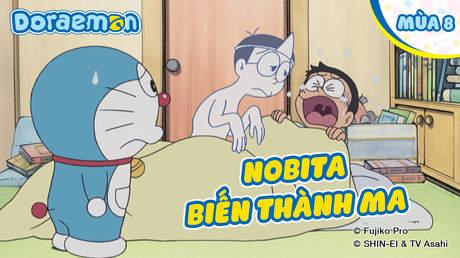Doraemon S8 - Tập 398: Nobita biến thành ma