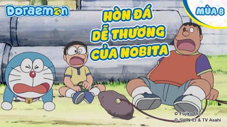 Doraemon S8 - Tập 399: Hòn đá dễ thương của Nobita