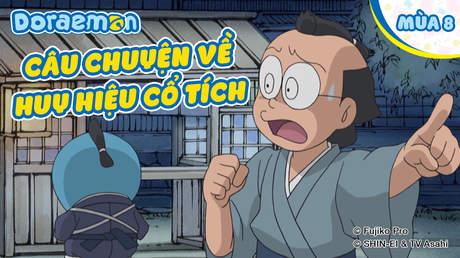 Doraemon S8 - Tập 400: Câu chuyện về huy hiệu cổ tích