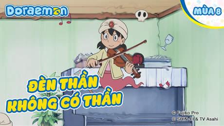 Doraemon S8 - Tập 405: Đèn thần không có thần