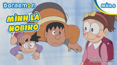 Doraemon S8 - Tập 409: Mình là Nobiko