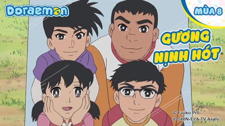 Doraemon S8 - Tập 410: Gương nịnh hót