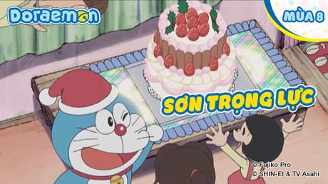 Doraemon S8 - Tập 412: Sơn trọng lực