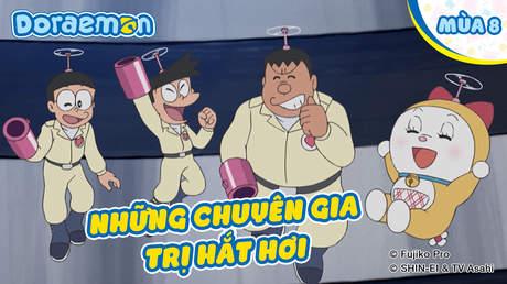 Doraemon S8 - Tập 416: Những chuyên gia trị hắt hơi