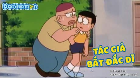 Doraemon - Tập 100: Tác giả bất đắc dĩ