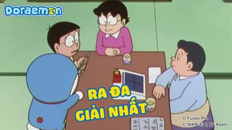 Doraemon - Tập 110: Ra đa giải nhất