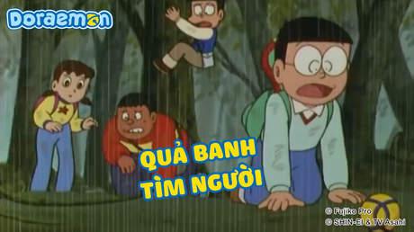 Doraemon - Tập 129: Quả banh tìm người