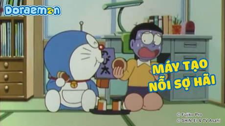 Doraemon - Tập 130: Máy tạo nỗi sợ hãi