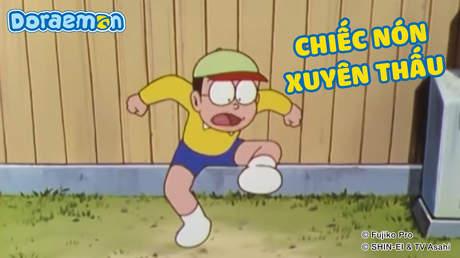 Doraemon - Tập 131: Chiếc nón xuyên thấu