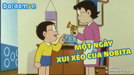 Doraemon - Tập 133: Một ngày xui xẻo của Nobita