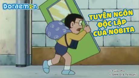 Doraemon - Tập 138: Tuyên ngôn độc lập của Nobita