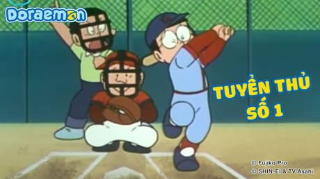 Doraemon - Tập 13: Tuyển thủ số 1