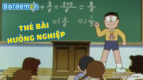 Doraemon - Tập 141: Thẻ bài hướng nghiệp