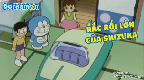 Doraemon - Tập 143: Rắc rối lớn của Shizuka