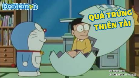 Doraemon - Tập 145: Quả trứng thiên tài