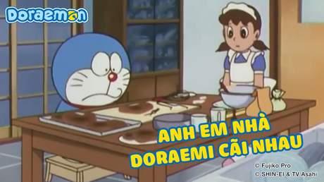 Doraemon - Tập 154: Anh em nhà Doraemi cãi nhau