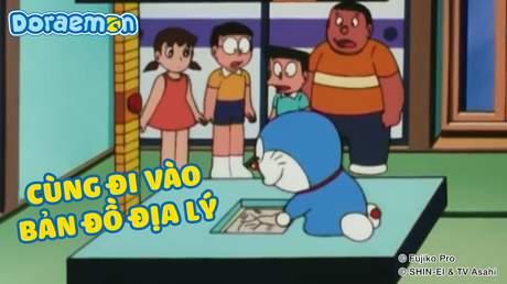 Doraemon - Tập 159: Cùng đi vào bản đồ địa lý