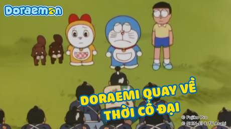 Doraemon - Tập 163: Doraemi quay về thời cổ đại