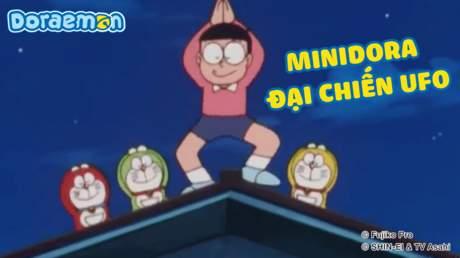 Doraemon - Tập 166: Minidora đại chiến UFO