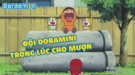 Doraemon - Tập 167: Đội Doramini trong lúc cho mượn