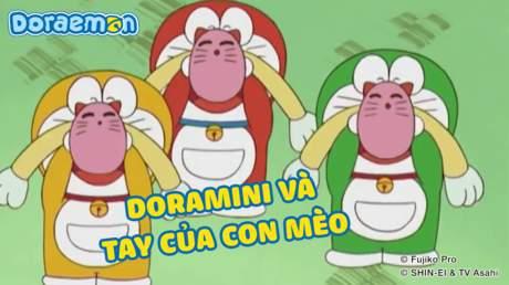 Doraemon - Tập 168: Doramini và tay của con mèo