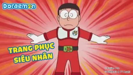 Doraemon - Tập 172: Trang phục siêu nhân