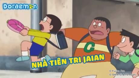 Doraemon - Tập 174: Nhà tiên tri Jaian