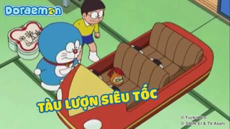 Doraemon - Tập 176: Tàu lượn siêu tốc