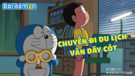 Doraemon - Tập 179: Chuyến đi du lịch vặn dây cót