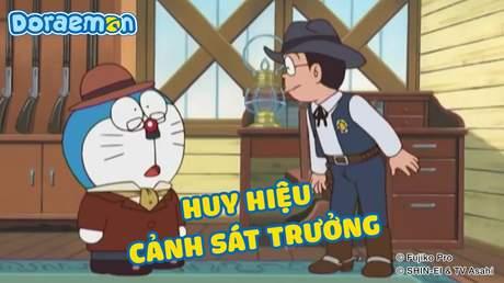 Doraemon - Tập 181: Huy hiệu cảnh sát trưởng