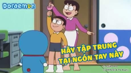 Doraemon - Tập 183: Hãy tập trung tại ngón tay này
