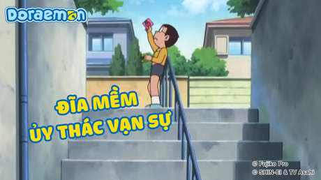 Doraemon - Tập 192: Đĩa mềm ủy thác vạn sự