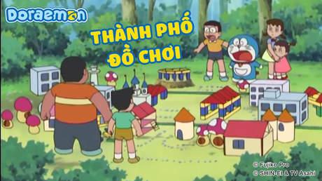 Doraemon - Tập 195: Thành phố đồ chơi