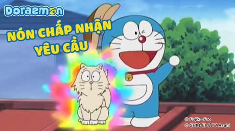 Doraemon - Tập 196: Nón chấp nhận yêu cầu