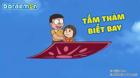 Doraemon - Tập 199: Tấm thảm biết bay